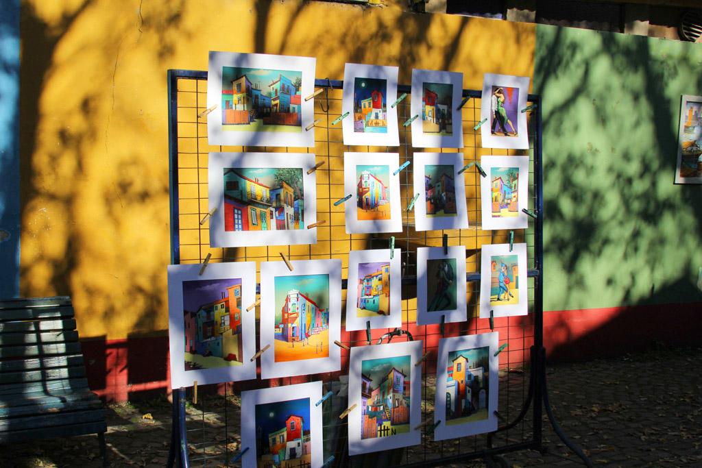 Ла-Бока Буэнос-Айрес, путешествие, отзыв