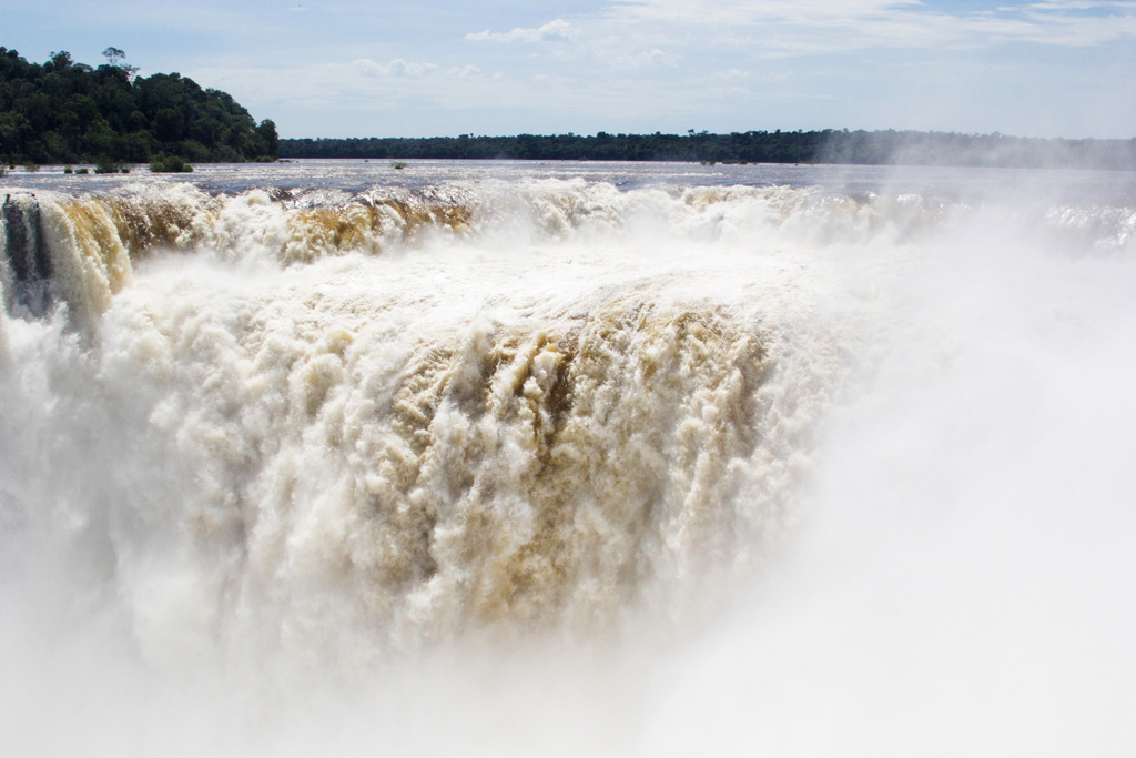 Водопады Игуасу Аргентина, отзыв-14