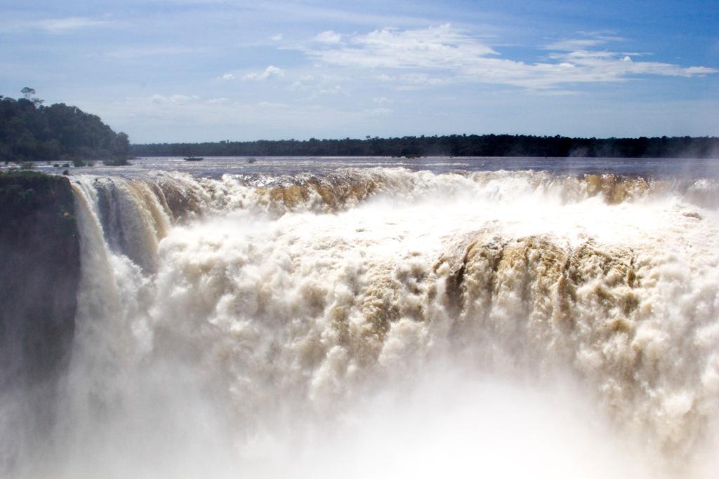 Водопады Игуасу Аргентина, отзыв-16