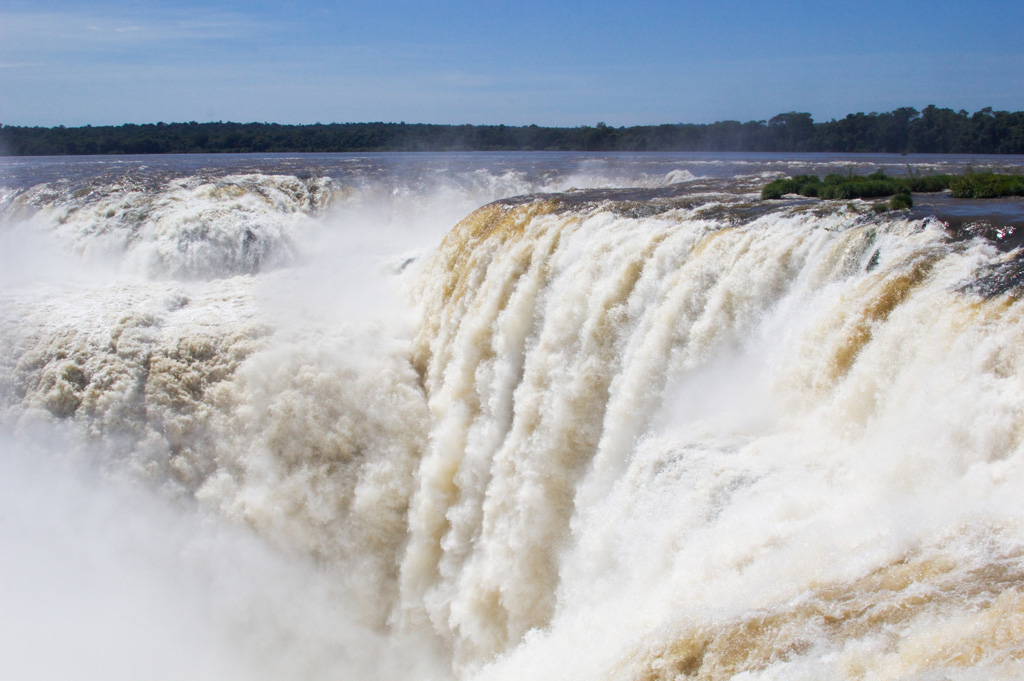 Водопады Игуасу Аргентина, отзыв о поездке