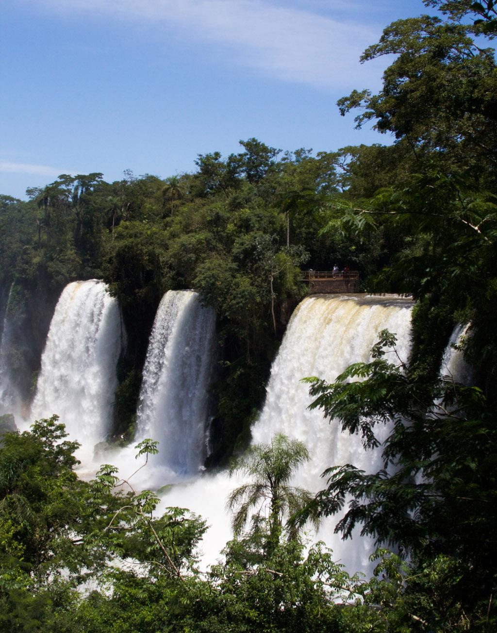 Водопады Игуасу Аргентина, отзыв-2