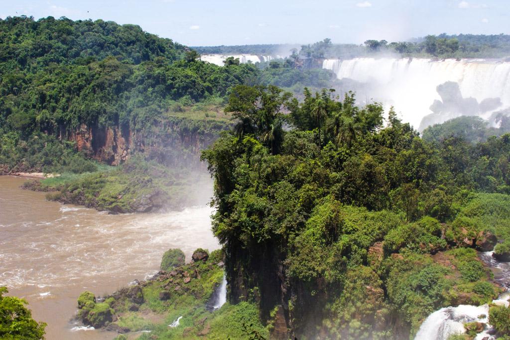Водопады Игуасу Аргентина, отзыв-5
