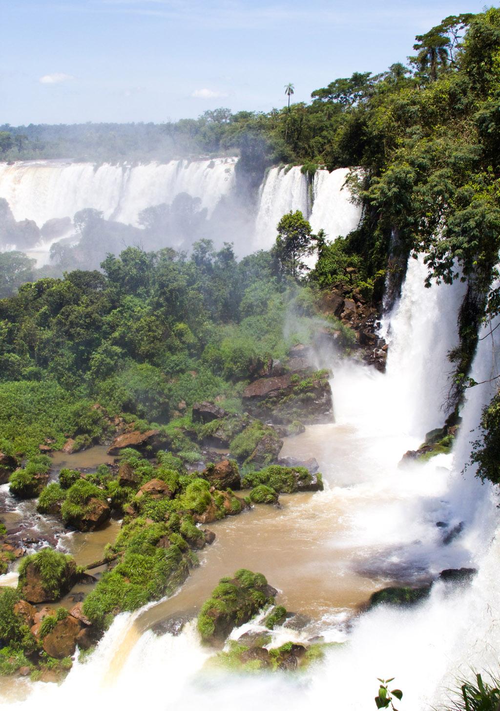 Водопады Игуасу Аргентина, отзыв-7