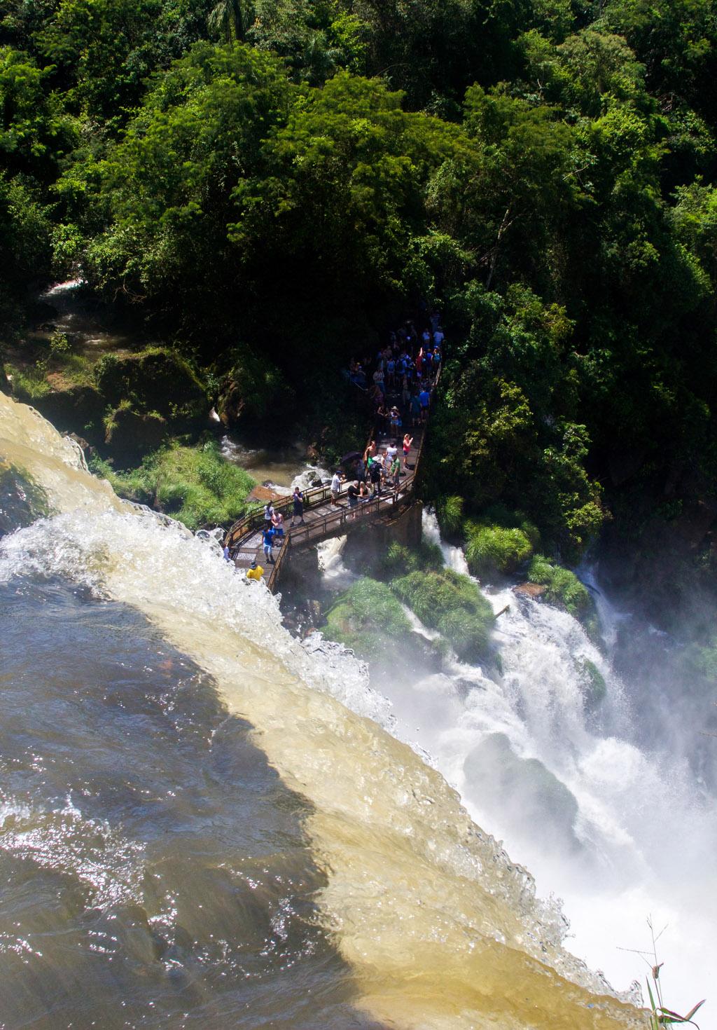Водопады Игуасу Аргентина, отзыв-8