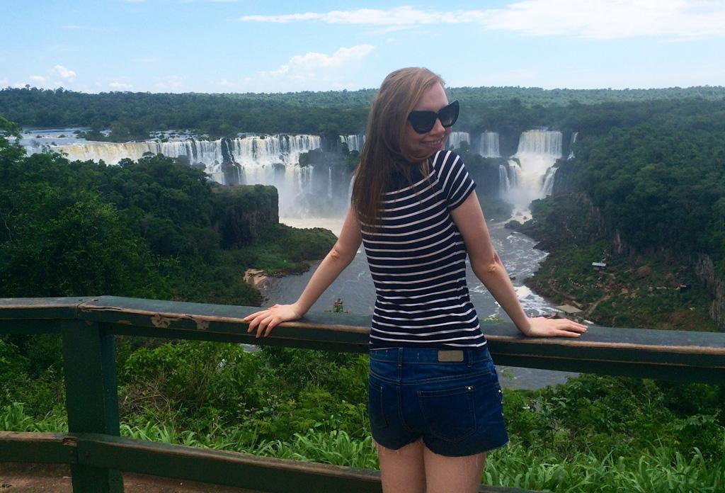 Водопады Игуасу в Бразилии отзыв о поездке на ChileTravelMag-1