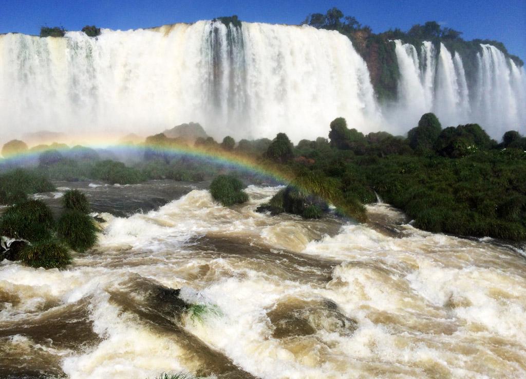 Водопады Игуасу в Бразилии отзыв о поездке на ChileTravelMag-10