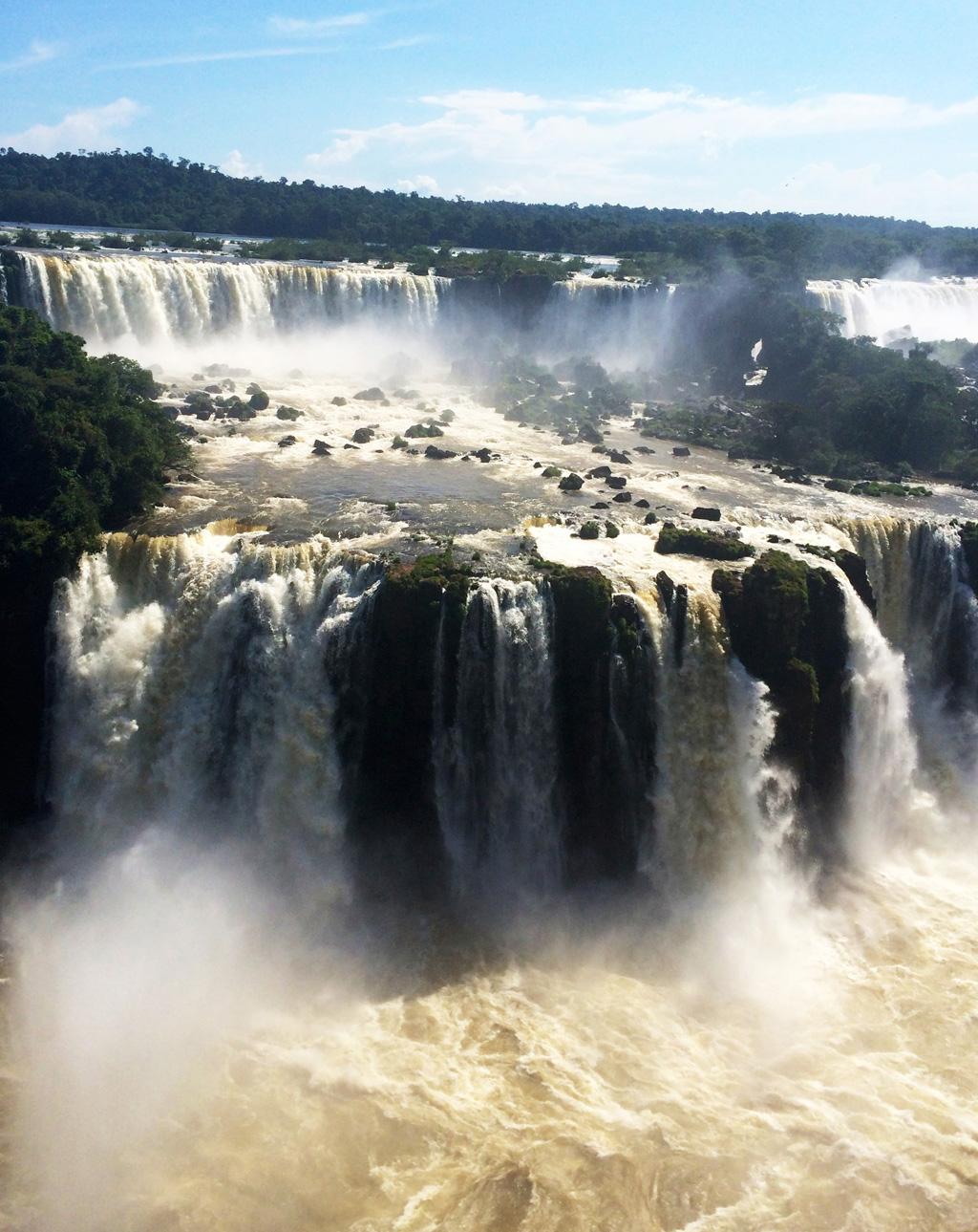 Водопады Игуасу в Бразилии отзыв о поездке на ChileTravelMag-6