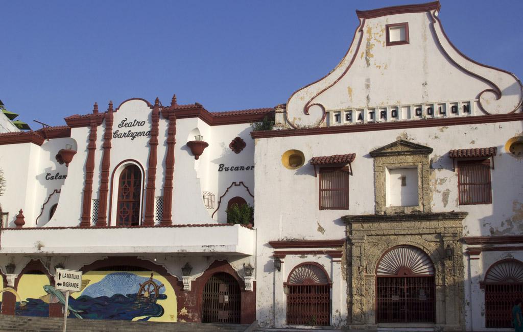 Картахена-де-Индиас,Колумбия путешествие фото отзыв-12