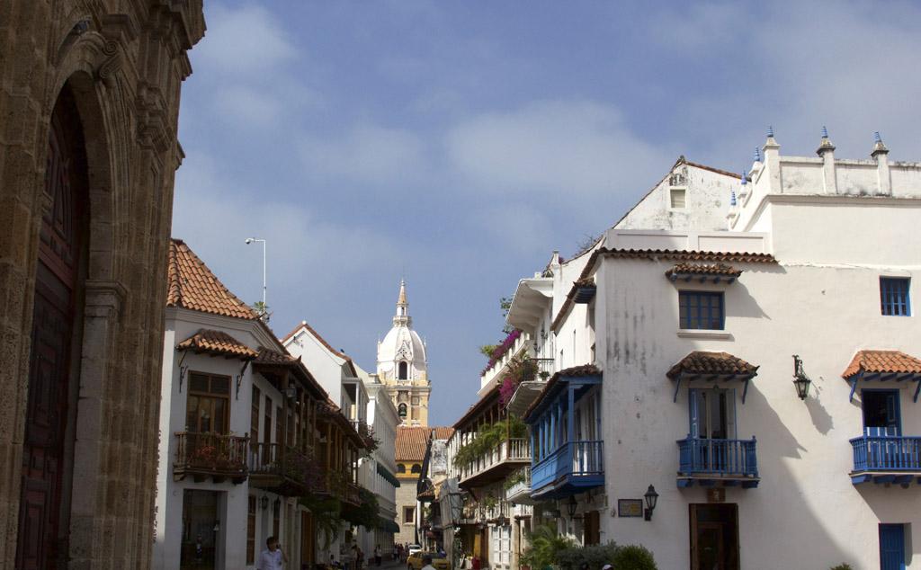 Картахена-де-Индиас,Колумбия путешествие фото отзыв-4