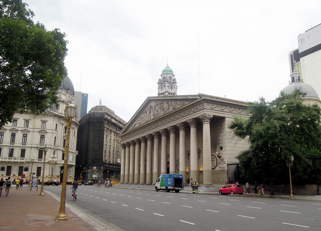 Отчет о поездке в Буэнос-Айрес, путеводитель по Буэнос Айресу-1