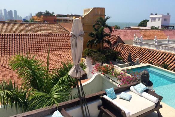 Отель в Картахена де Индиас Колумбия