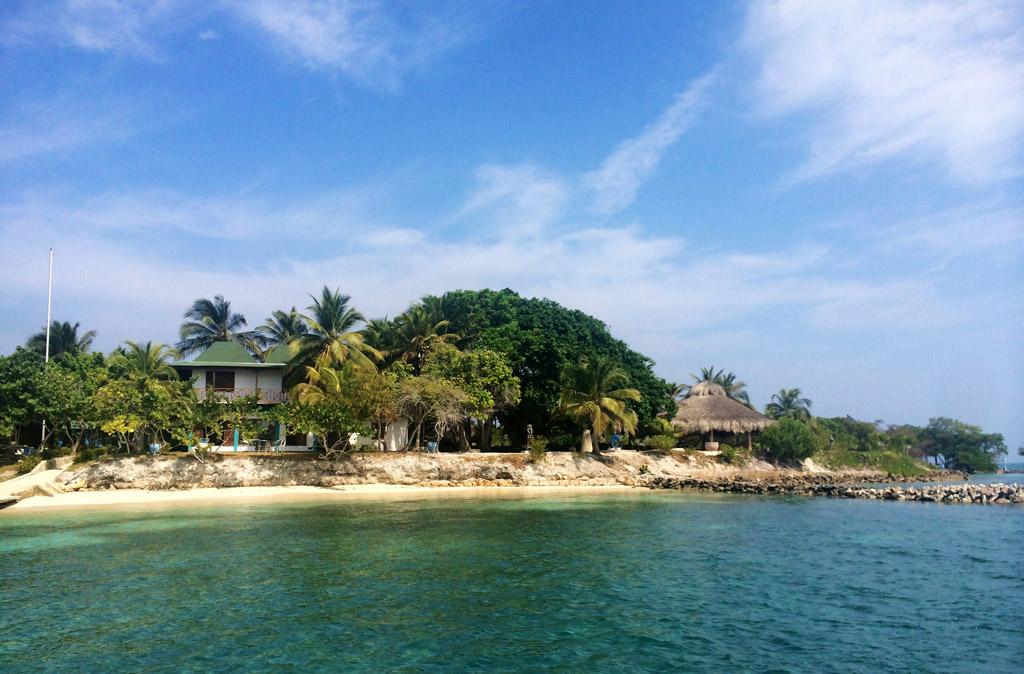 Isla Grande, Islas Rosario Colombia 2015-5