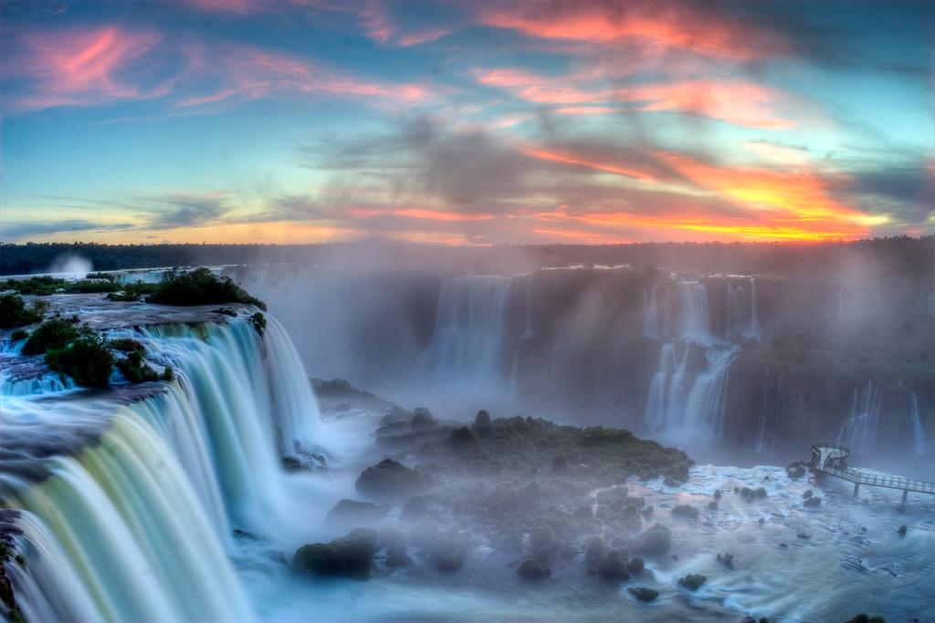 Картинки по запросу Водопады Игуасу