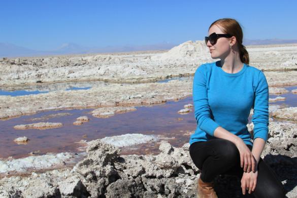 Лагуна Чакса пустыня Атакама Чили отзыв о поездке в блоге о путешествиях по Чили ChileTravelMAg-11