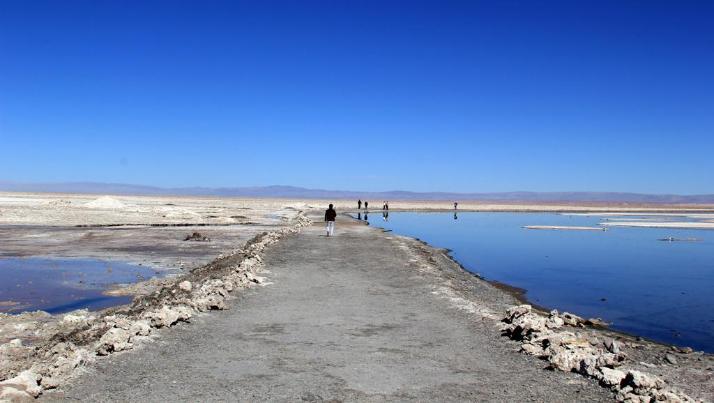 Лагуна Чакса пустыня Атакама Чили отзыв о поездке в блоге о путешествиях по Чили ChileTravelMAg-3