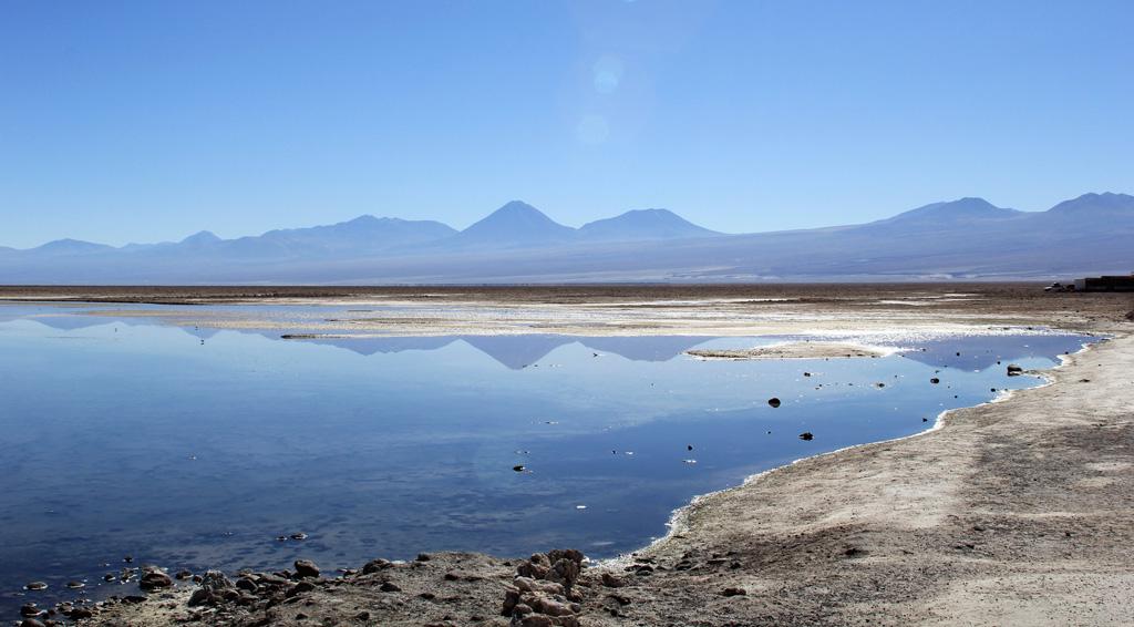 Лагуна Чакса пустыня Атакама Чили отзыв о поездке в блоге о путешествиях по Чили ChileTravelMAg-6