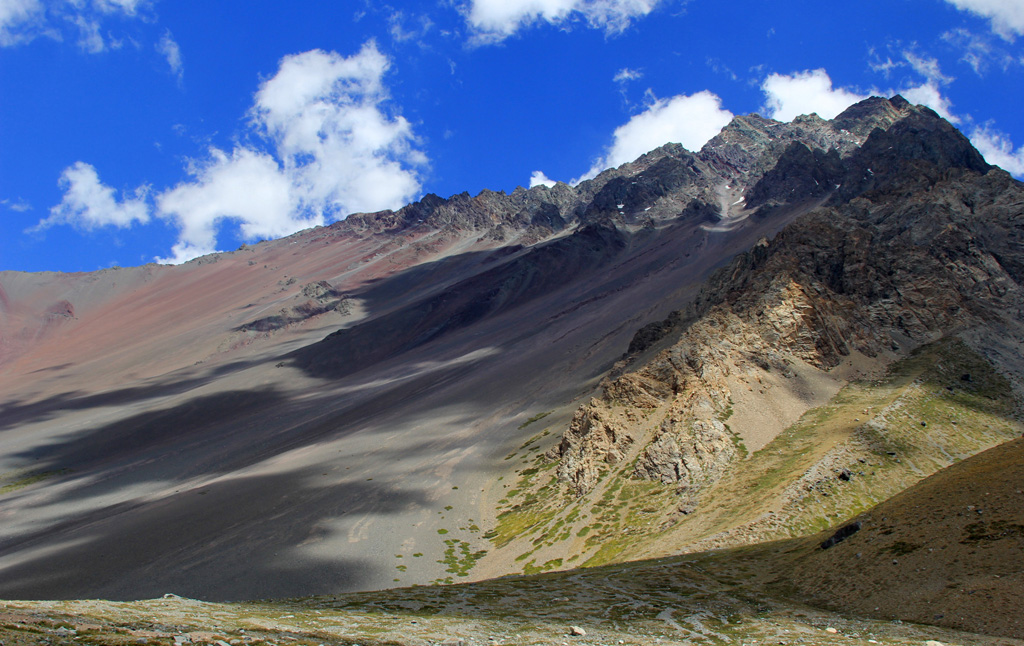 Эмбальсе эль Йесо, Чили, Embalase el Yeso Chile-2