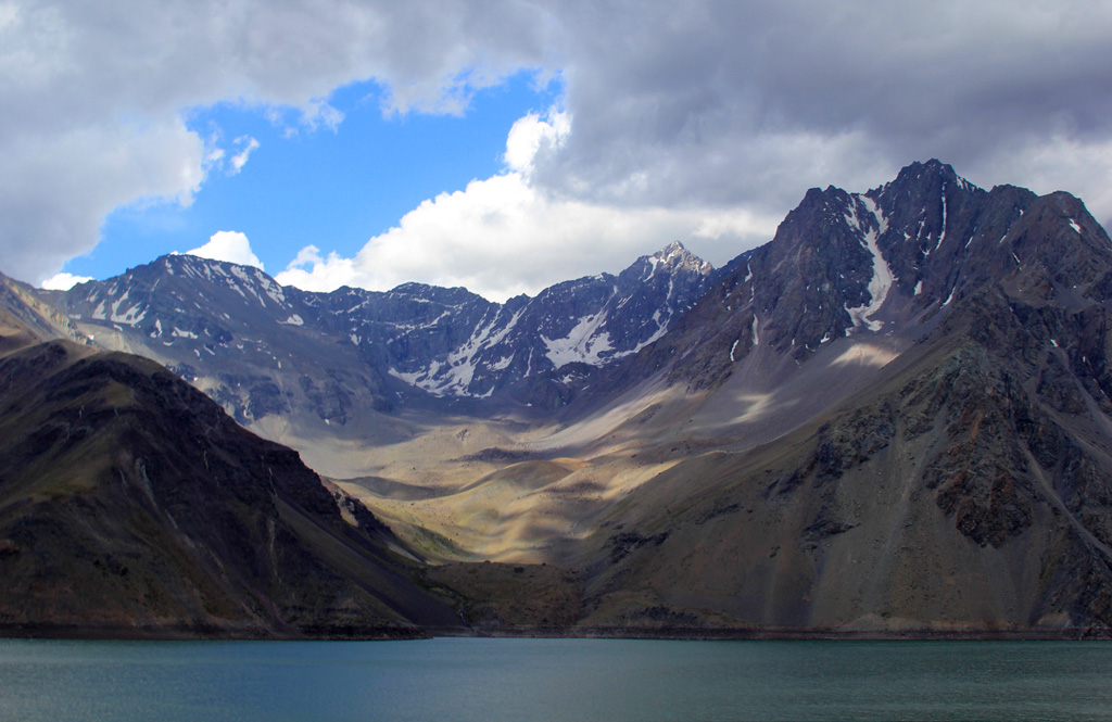Эмбальсе эль Йесо, Чили, Embalase el Yeso Chile-20