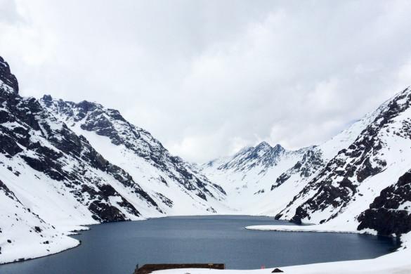 Горнолыжный курорт Портильо в Чили-18