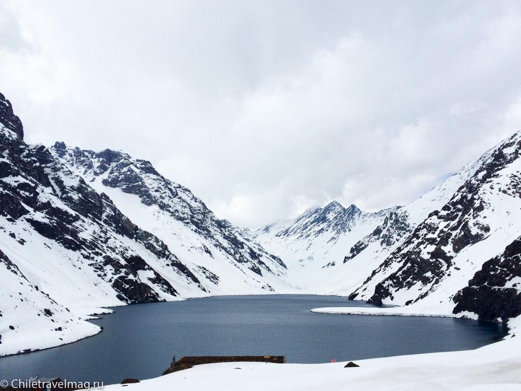 Горнолыжный курорт Ski Portillo в Чили