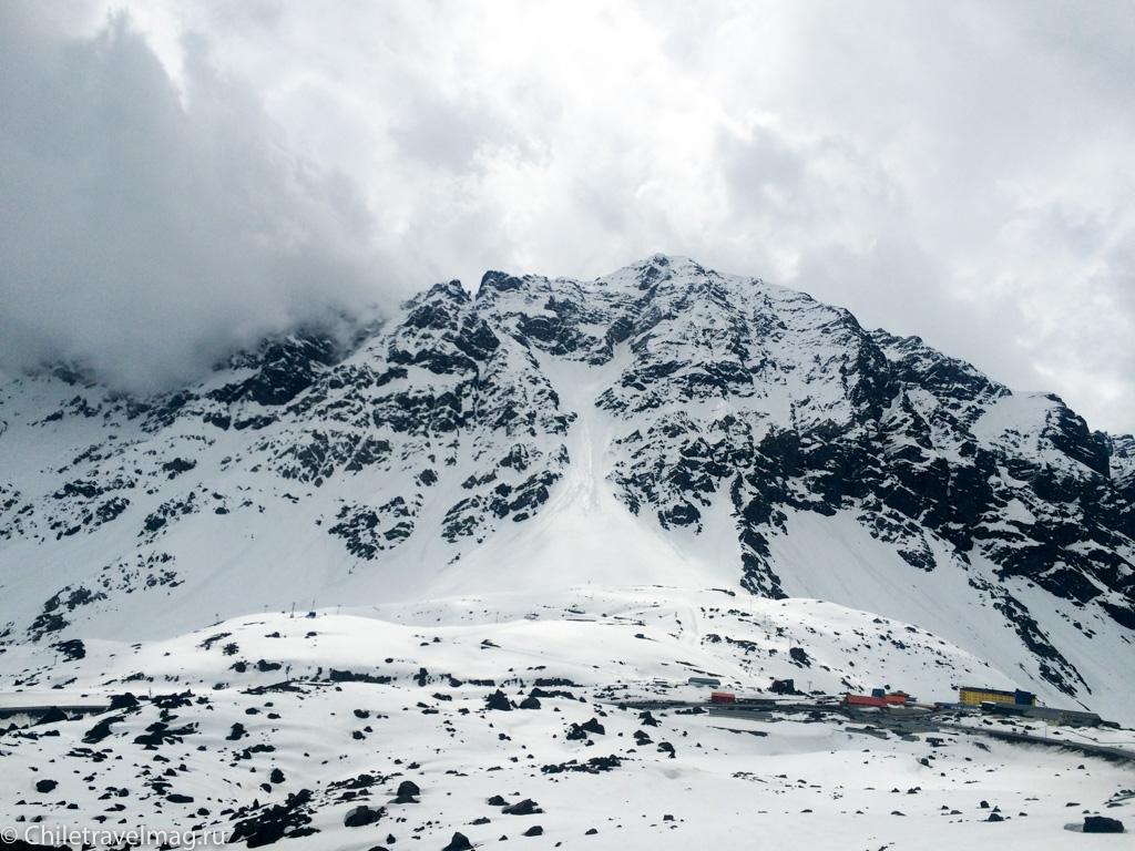 Горнолыжный курорт Портильо в Чили-6