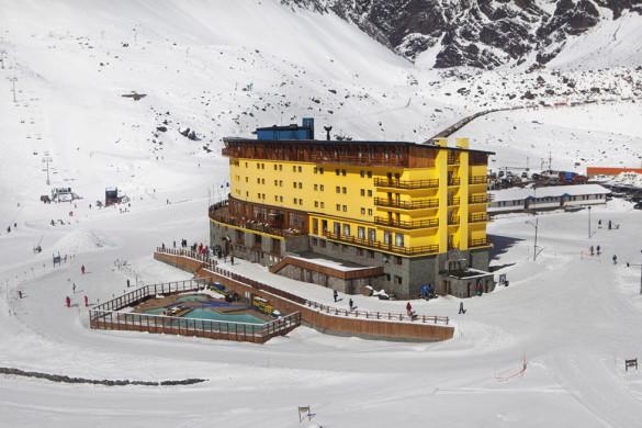 Горнолыжные курорты в Чили
