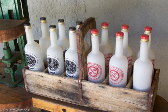 Напиток писко, Чили, Писко Эльки-3