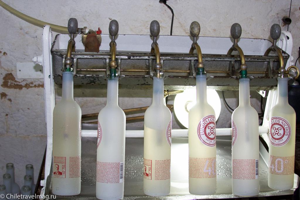 Напиток писко, Чили, Писко Эльки-9
