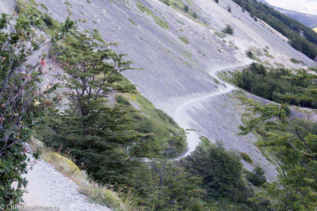 Торрес-дель-Пайне фото, Чили