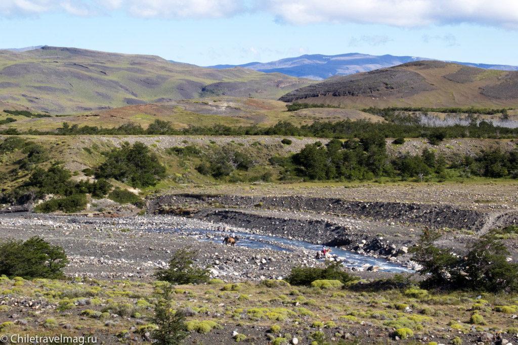 Треккинг в Патагонии Чили, Торрес дель пайне, советы и отзывы-3