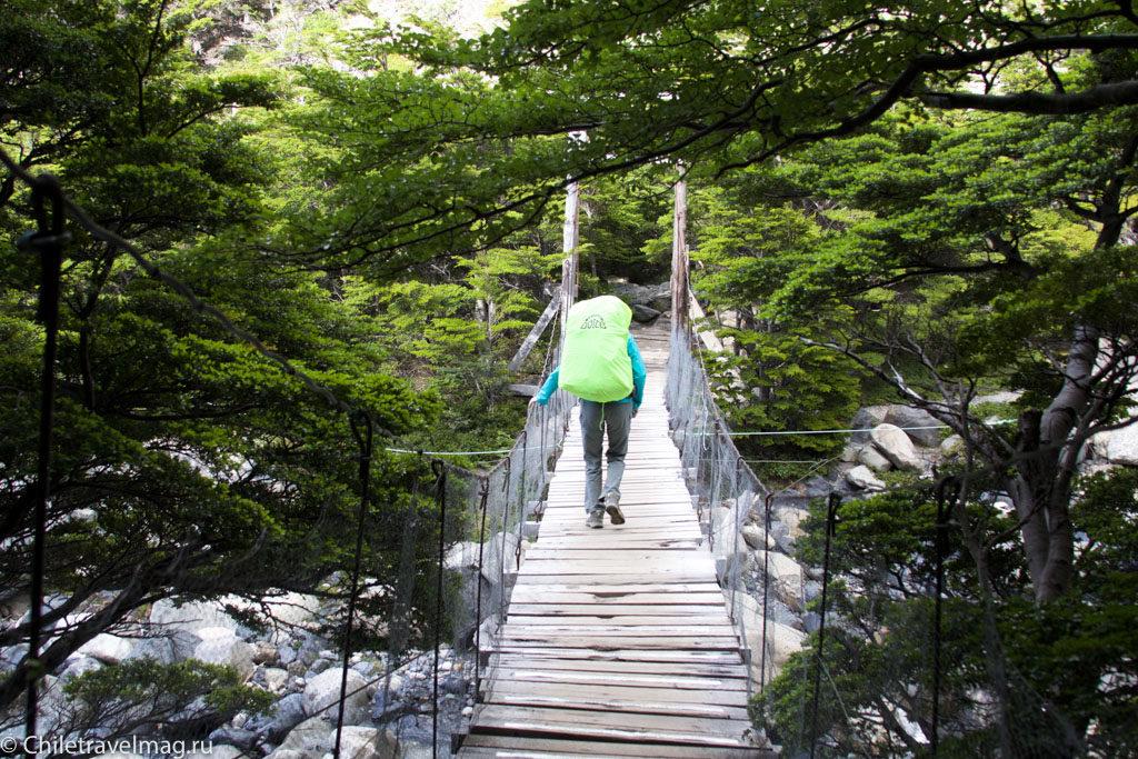Треккинг в Патагонии Чили, Торрес дель пайне, советы и отзывы-5
