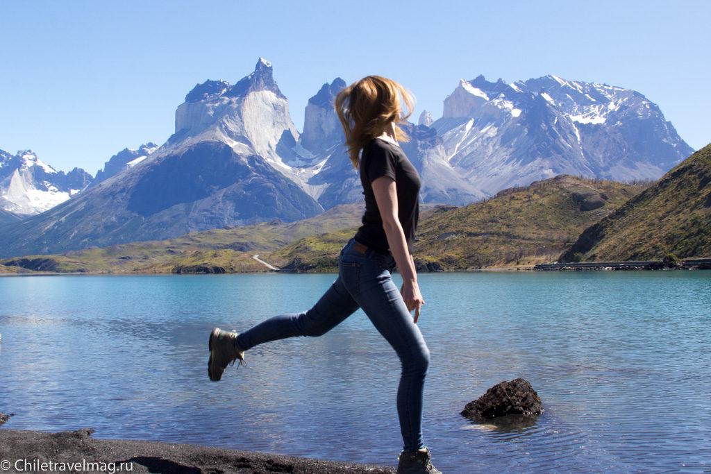 Треккинг в Патагонии Чили, Торрес дель пайне, советы и отзывы-7