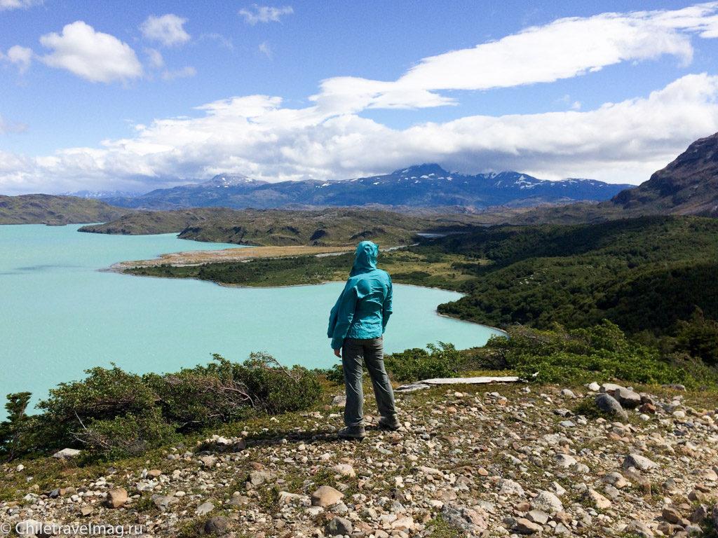 хайкинг в Торрес-дель-Пайне, Патагония Чили, мой опыт
