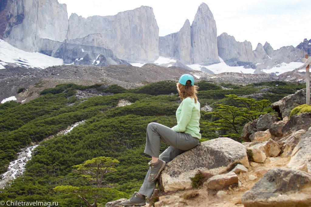 Треккинг в Торрес-дель-Пайне Чили отзывы в блоге