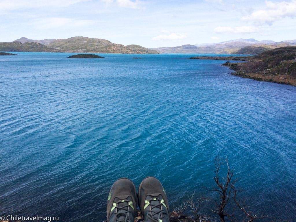 Патагония Чили- треккинг в Торрес дель Пайне отзыв в блоге-15