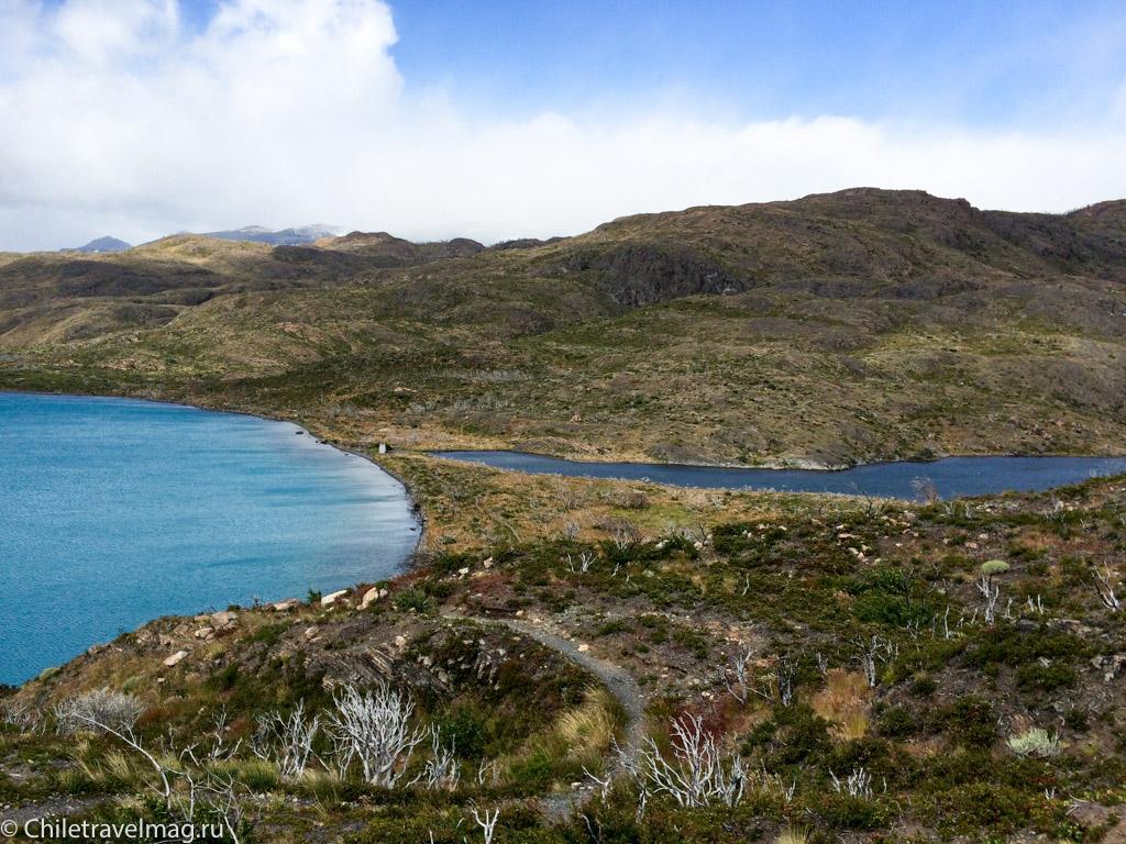 W трек Патагония Чили- треккинг в Торрес дель Пайне отзыв в блоге-2