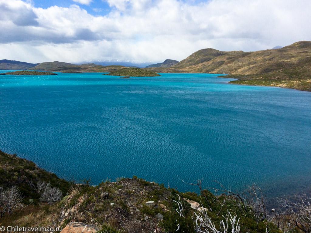 W трек Патагония Чили- треккинг в Торрес дель Пайне отзыв в блоге-4