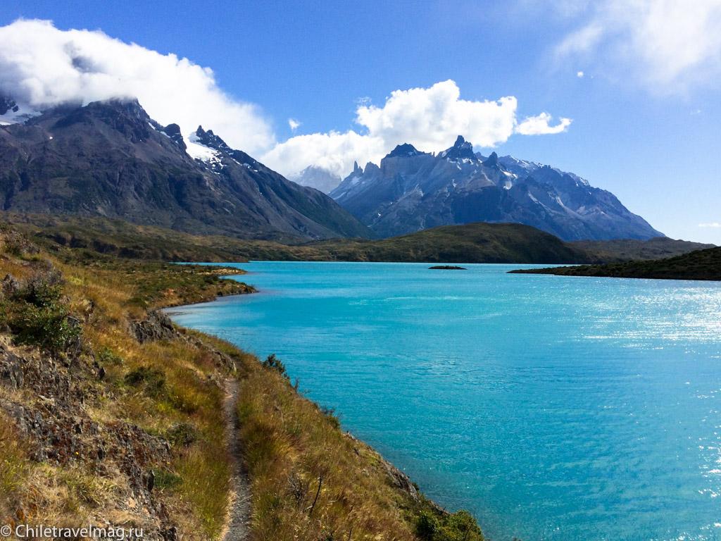 Патагония Чили- треккинг в Торрес дель Пайне отзыв в блоге-6