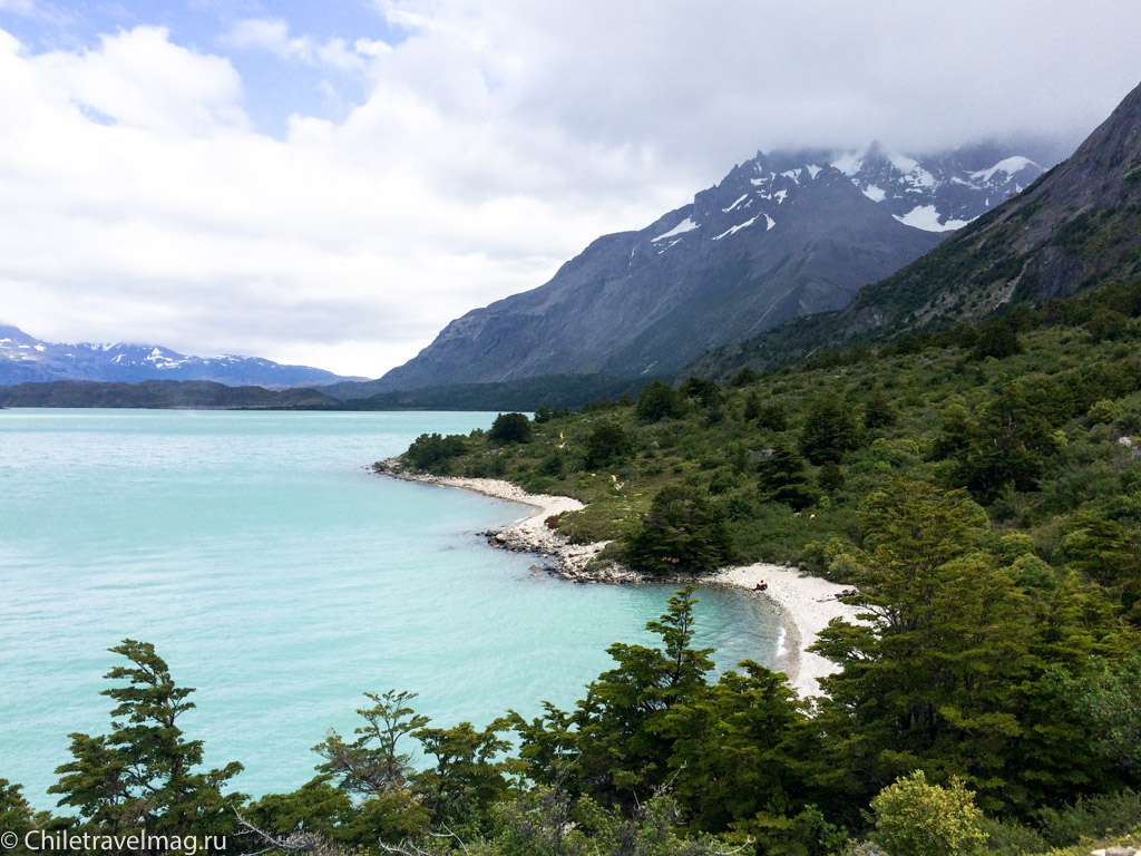 Торрес дель Пайне Патагония Чили треккинг опыт-2