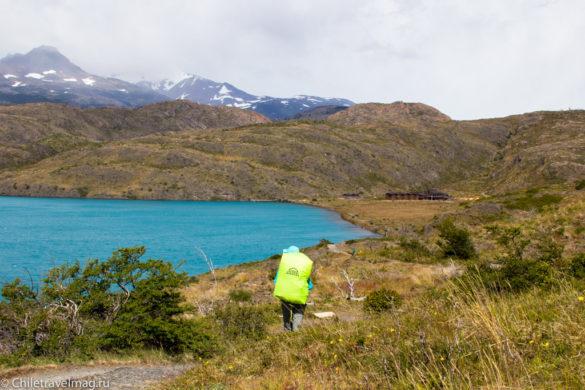 Торрес дель Пайне Патагония Чили треккинг W -12
