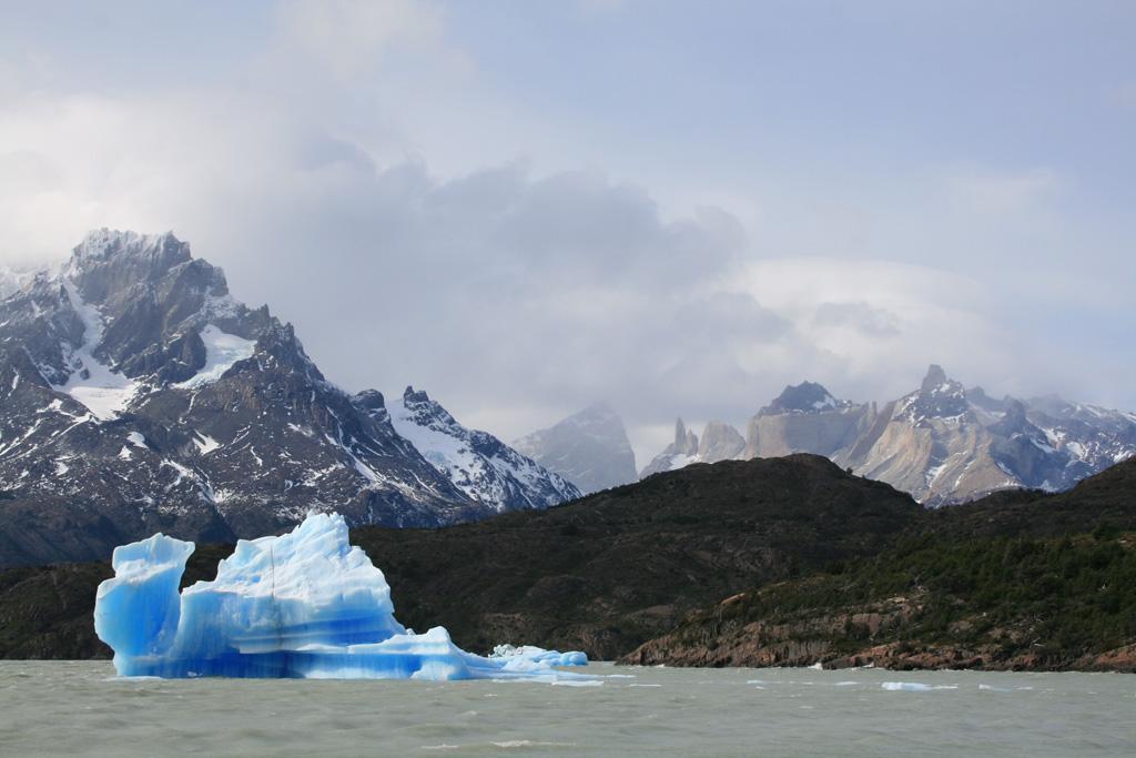 Торрес дель Пайне Чили ледник Грей треккинг отзыв в блоге-1