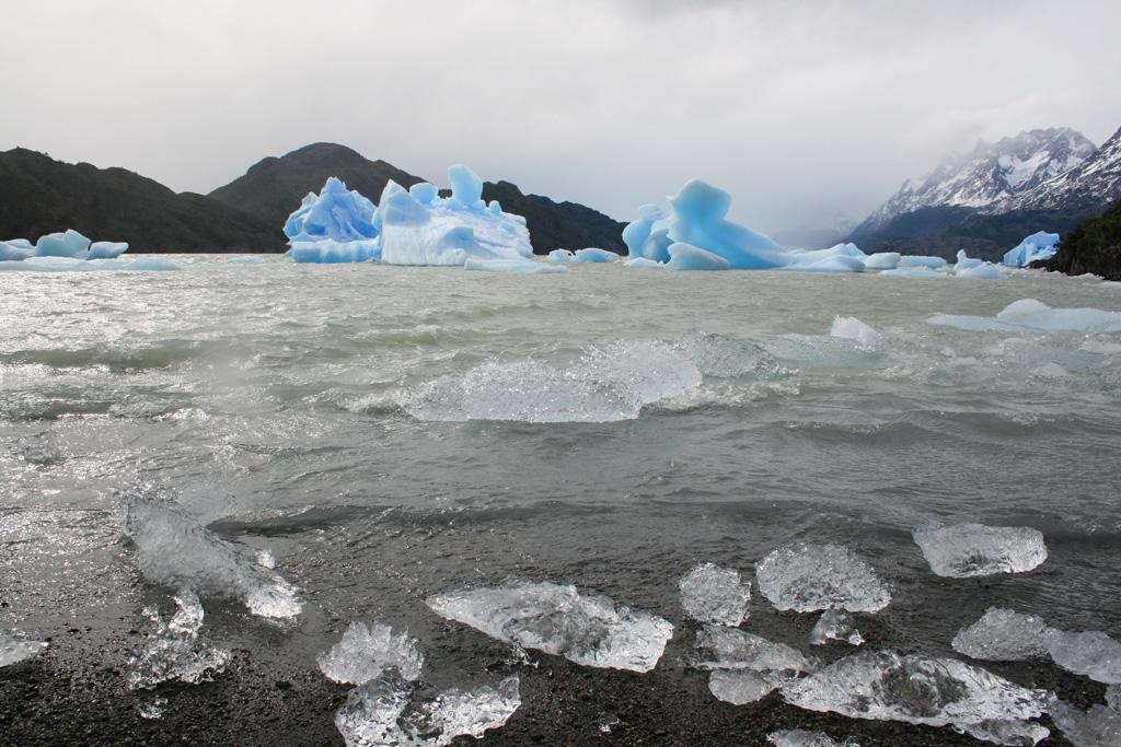 Торрес дель Пайне Чили ледник Грей треккинг отзыв в блоге-2