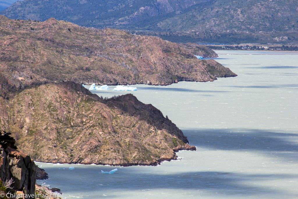Торрес дель Пайне Чили ледник Грей треккинг отзыв в блоге-9