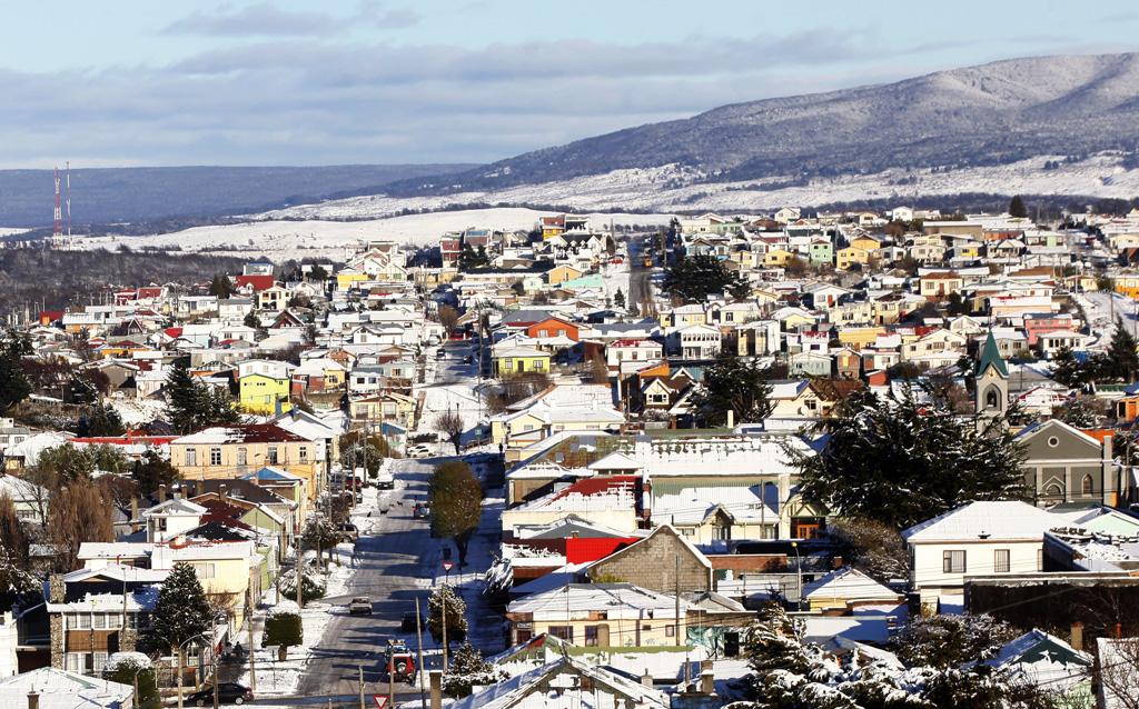 Пунта Аренас фото зимой