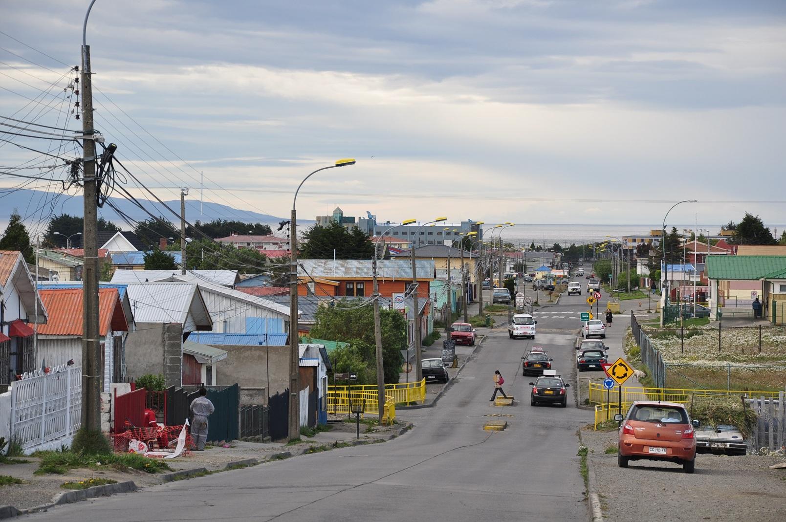 пунта аренас Чили что смотреть