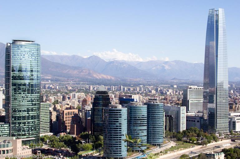 Что смотреть в Сантьяго де Чили за 48 часов