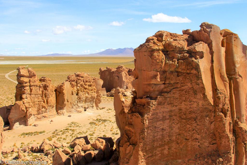 Поездка в Боливию, Тур в Боливию, отзыв в блоге, долина Лас Рокас в Боливии-10