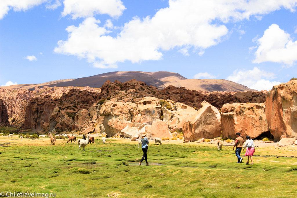 Valle de las Rocas поездка в Боливию отчет в блоге Chiletravelmag.ru -19