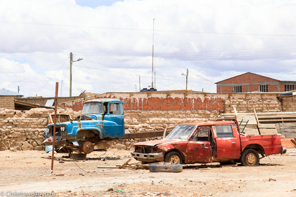 Рынок боливийских сувениров Кочали-24