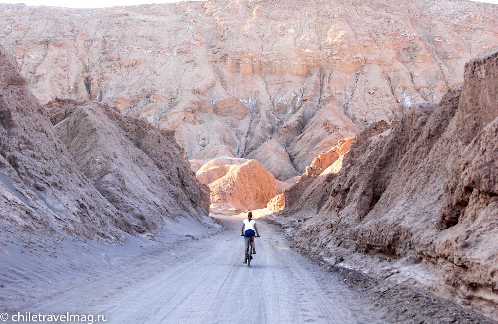 Велосипеды в Атакаме по Долине ЛуныMGВелосипеды в Атакаме по Долине Луны9618